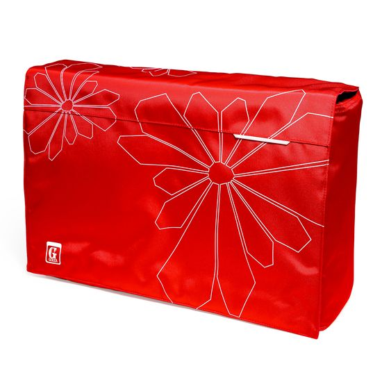 """Golla laptop bag easy 16"""" pixie g867 red 2010"""