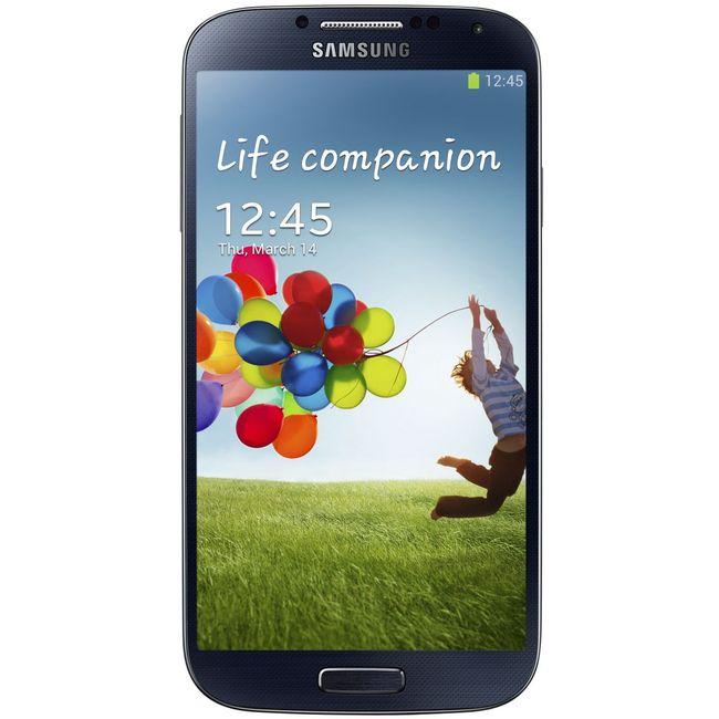 Samsung Galaxy S 4 Black Mist + Ochranné pouzdro Samsung protective cover, světle zelené ZDARMA