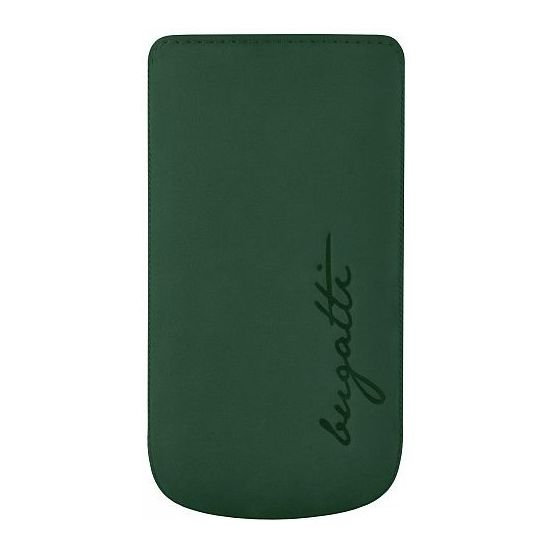 Bugatti Perfect Velvety leather case pro Samsung Galaxy S III (i9300) - zelené