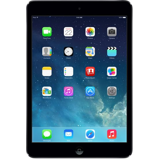 Apple iPad Mini 2, 16GB Wi-Fi, šedá