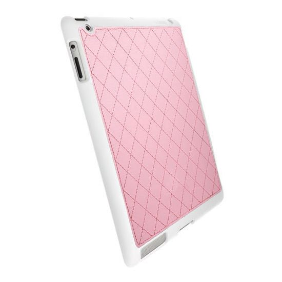 Krusell hard case - Avenyn Tablet Undercover - Apple iPad 2 (růžová)