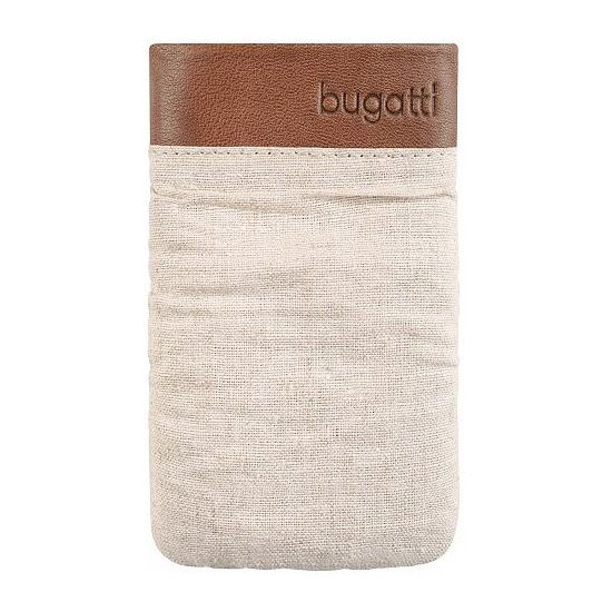 Bugatti Elements Twice slim case unirsal M (73 x 125mm) - bílé
