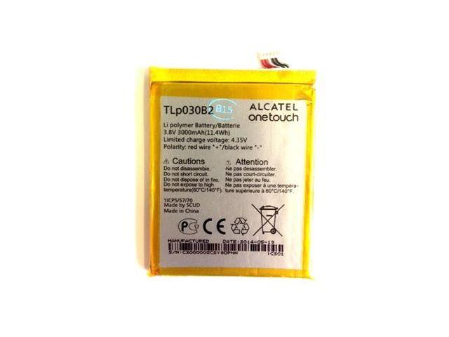 obsah balení Alcatel originální baterie TLP030B2 pro Alcatel Pop S7, 3000 mAh Li-pol, eko-balení