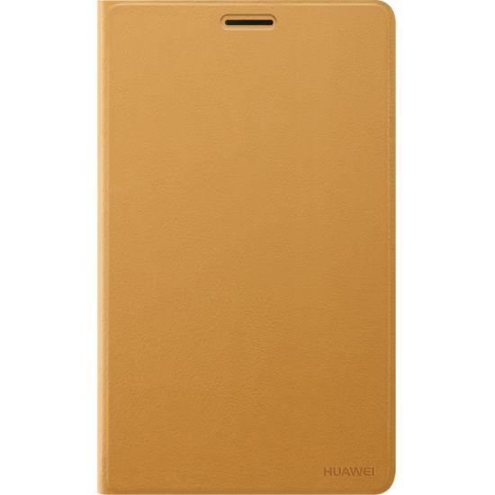 Huawei flipové pouzdro pro Huawei MediaPad T3 8, hnědé
