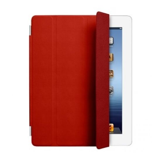 Apple iPad Smart Cover Leather Red