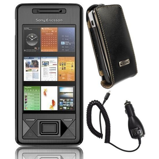 Sony Ericsson Xperia X1 4GB EN Travel Pack