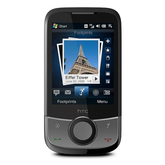 HTC Touch Cruise NEW En