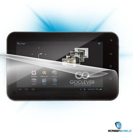 Fólie ScreenShield GOCLEVER TAB R76.2 - displej