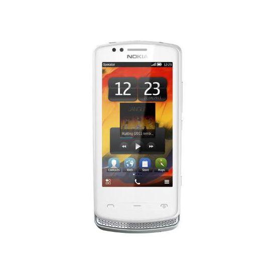Nokia 700 Silver/White