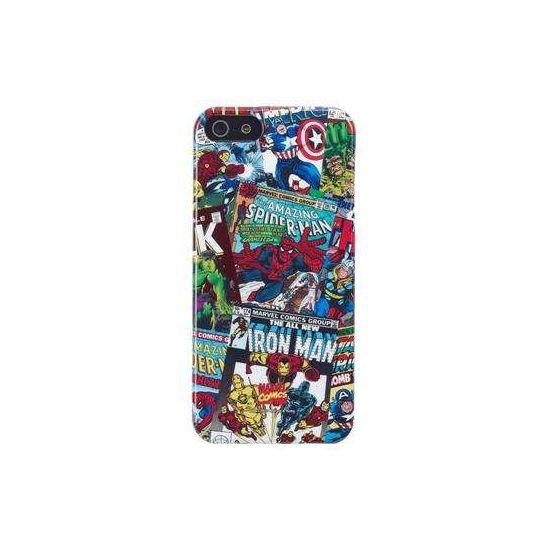MARVEL zadní kryt s motivem The Avengers pro Apple iPhone 5