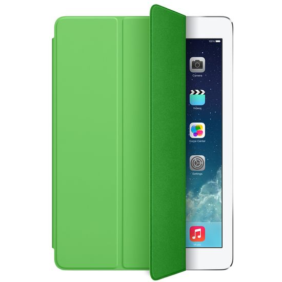 Apple iPad Air Smart Cover, zelená