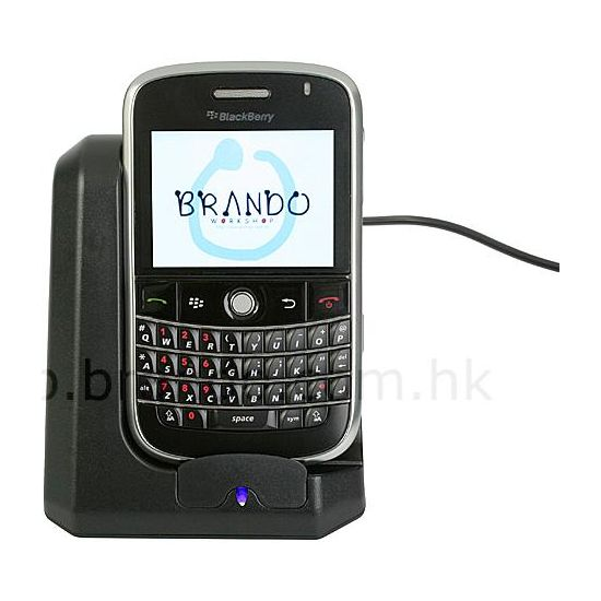 Kolébka Brando USB Cradle - BlackBerry Bold 9000