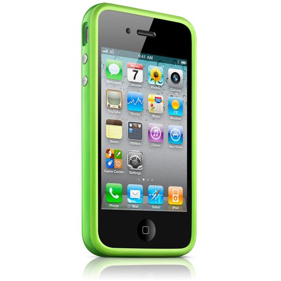 Apple iPhone 4 Bumper - Green