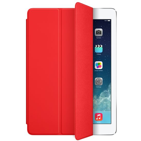 Apple iPad Air Smart Cover, červená