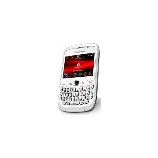 BlackBerry 8520 Curve White QWERTZ
