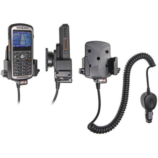 Brodit držák do auta na Motorola EWP 2100 bez pouzdra, s nabíjením z cig. zapalovače