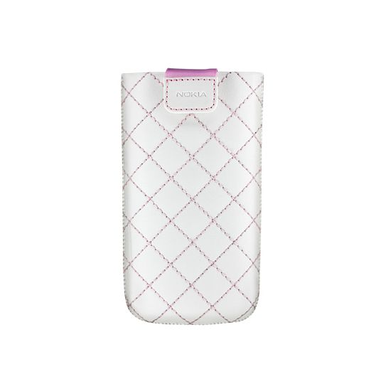 Nokia univerzální pouzdro CP-557 Quilted, White
