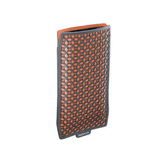 Nokia neoprenové pouzdro CP-536 pro E7/N8/X7, Orange