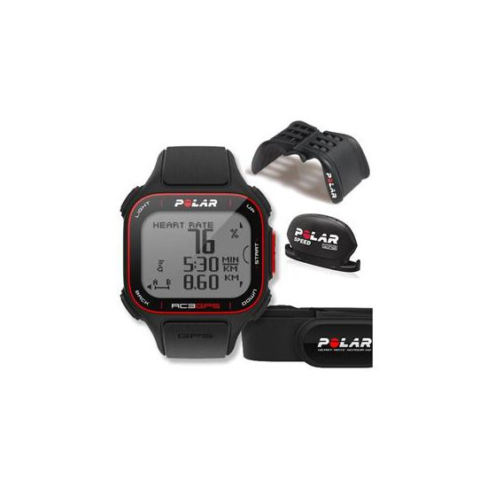 Polar RC3GPS HR Bike