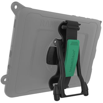 RAM Mounts GDS Hand-Stand Magnetic Hand Strap and Kick Stand for Tablets, RAM-GDS-HS1MU