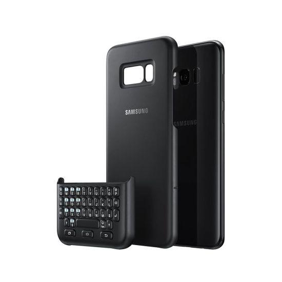 Samsung ochranný kryt s klávesnicí EJ-CG950BBE pro Galaxy S8, černý