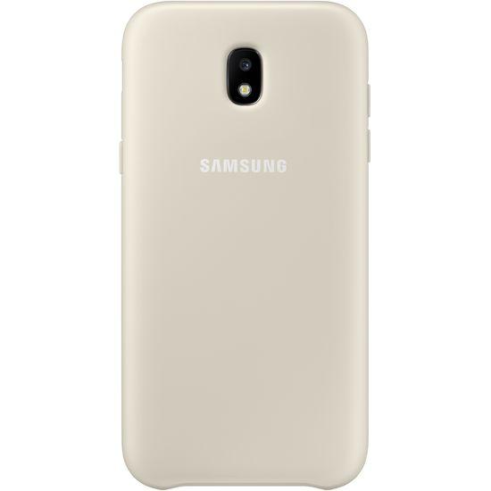 Samsung dvouvrstvý kryt pro Galaxy J5 (2017), zlatý