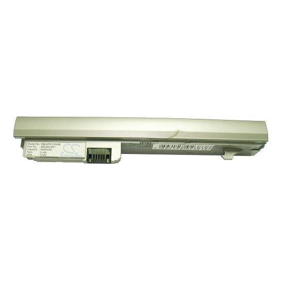 Baterie pro HP 2140, 2133 Mini-Note, stříbrná, 5200mAh