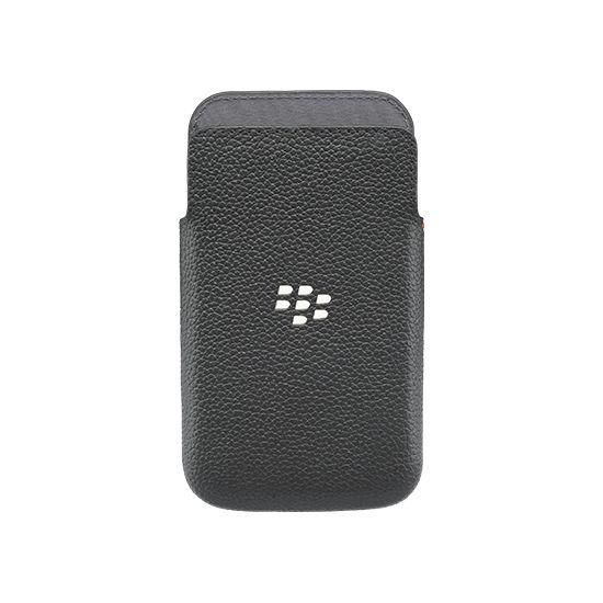 BlackBerry kožené pouzdro pro BlackBerry Classic, černé