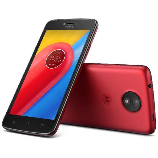 Lenovo Moto C Dual SIM 16GB červený