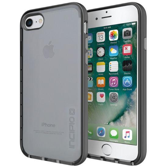 Incipio ochranný kryt [Lux Series] Reprieve Case pro Apple iPhone 7 kouřová/černá/šedá