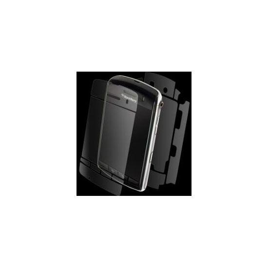 invisibleSHIELD pro BlackBerry 9500/9530 Storm -celé tělo