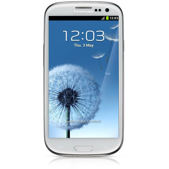 Samsung Galaxy S III bílá + battery Kit EB-H1G6LLU