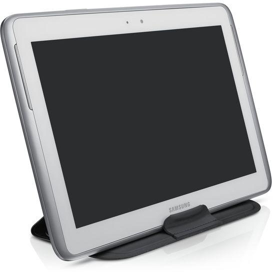 Samsung polohovací kapsa EF-SP520BS pro Galaxy Tab 3 10.1 a Galaxy Note 10.1, šedá