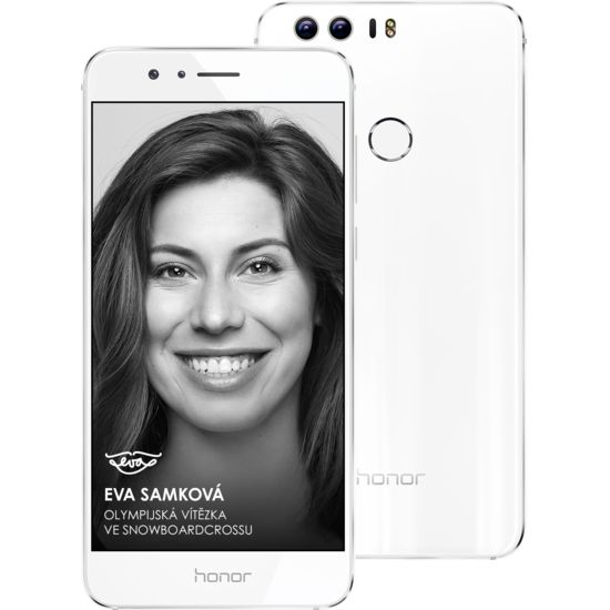Honor 8 32GB bílý