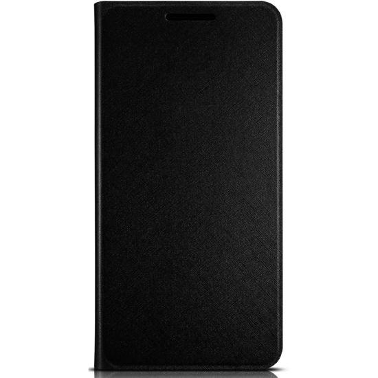 Alcatel flipové pouzdro na Alcatel A5 černé