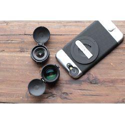 Ztylus Z-Prime Metal sada objektivů pro iPhone 6/6S plus, černý