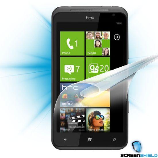 Fólie ScreenShield HTC Titan - displej