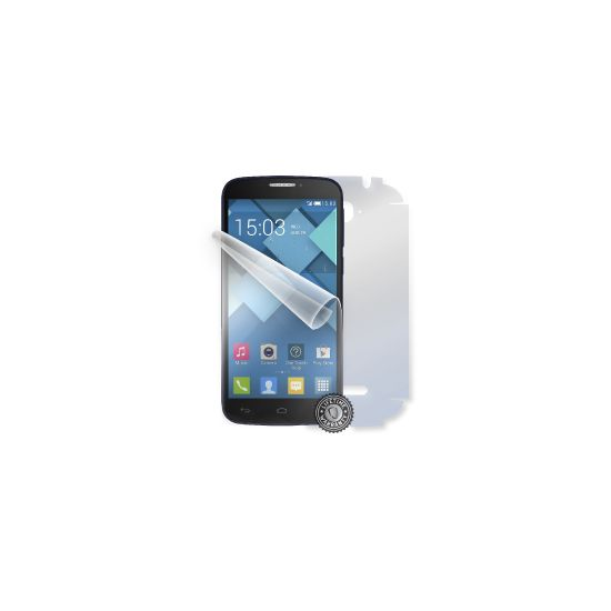 Fólie ScreenShield Alcatel One Touch 7041D Pop C7 - celé tělo