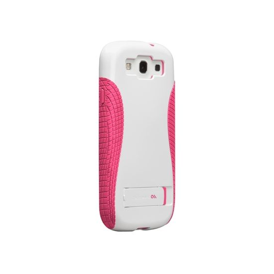 Case Mate PoP white/pink pro Samsung Galaxy S III
