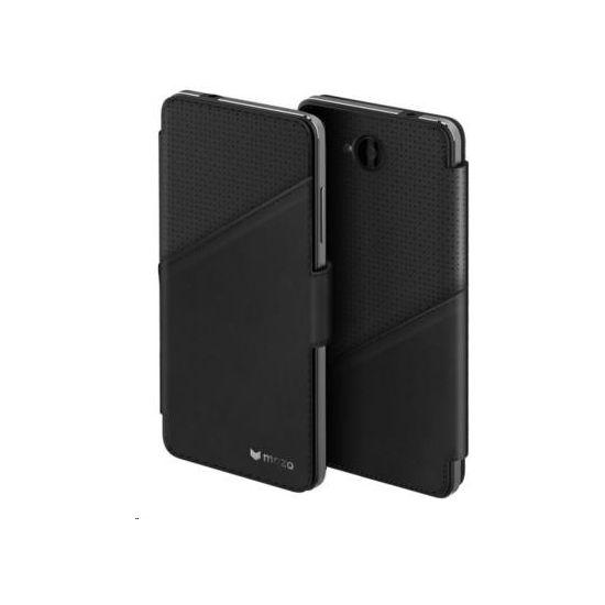 Mozo flipové pouzdro pro Lumia 650 černé (nová verze)