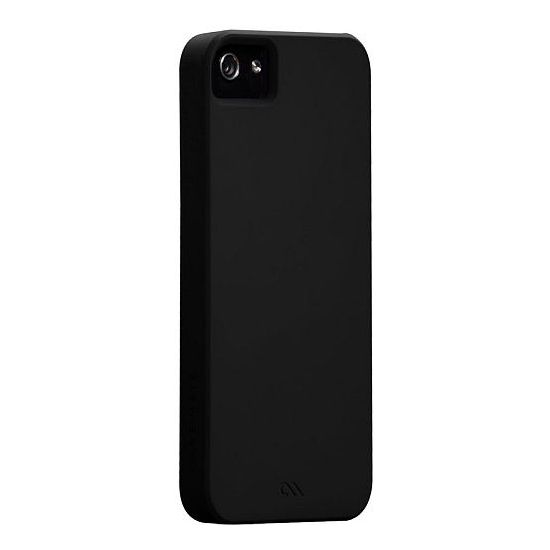 Case Mate Barely There case Black pro Apple iPhone 5