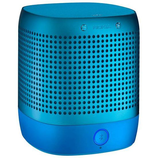 Nokia Bluetooth reproduktor MD-50W (Play 360), Cyan