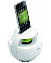 Sony přenosný dockovací reproduktor RDP-V20IP - bílá