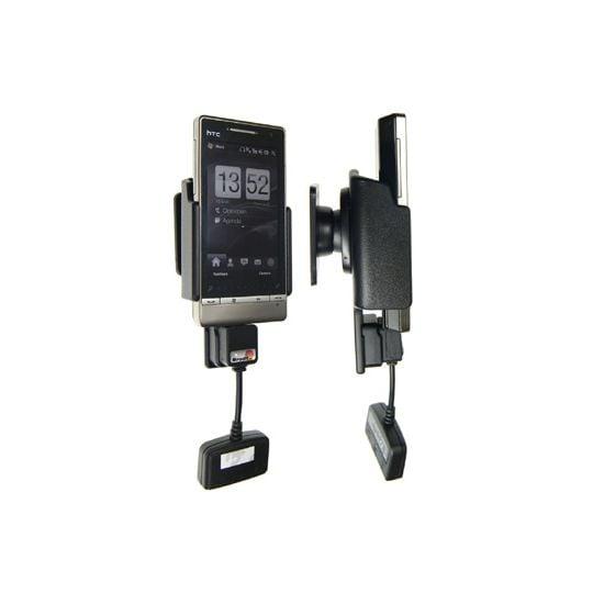 Brodit držák s adaptérem 3 v 1- HTC Touch Diamond 2, MDA Compact V - kabel 3cm
