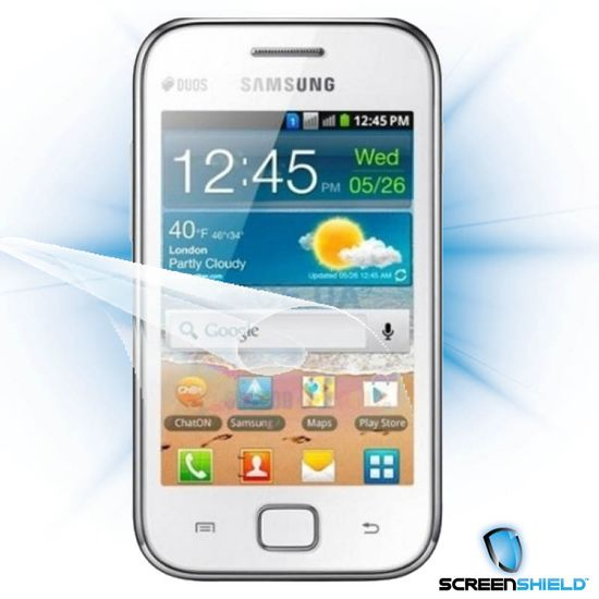 Fólie ScreenShield Samsung Galaxy Ace Duos - displej