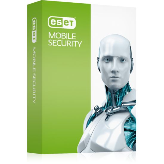 ESET Mobile Security pro Android na 24 měsíců, 3 uživatelé, elektronická licence