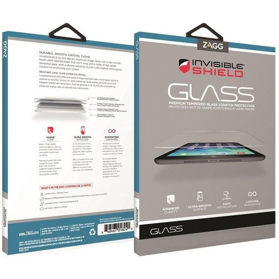 InvisibleSHIELD Glass pro HTC One M8