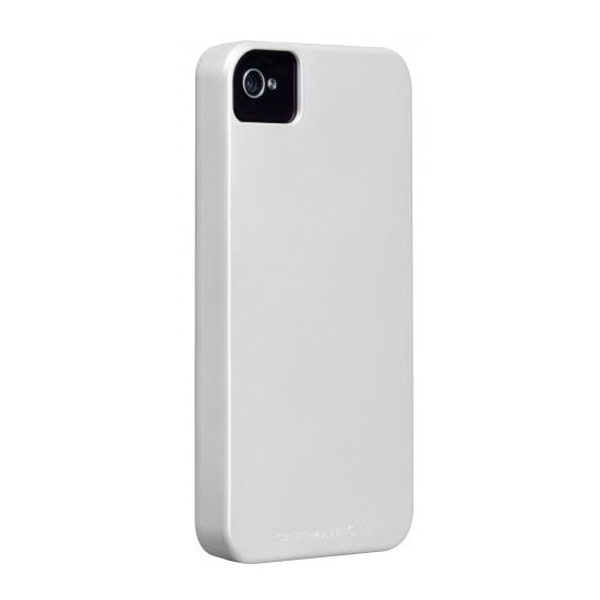 Case Mate pouzdro pro iPhone 4/4S Barely There Pearl White