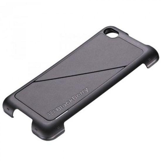 BlackBerry ochranný kryt se stojánkem pro BlackBerry Z30, černý