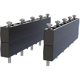 RAM Mounts Sada 2 distančních podložek pro Tab-Tite, Tab-Lock a GDS® Dock